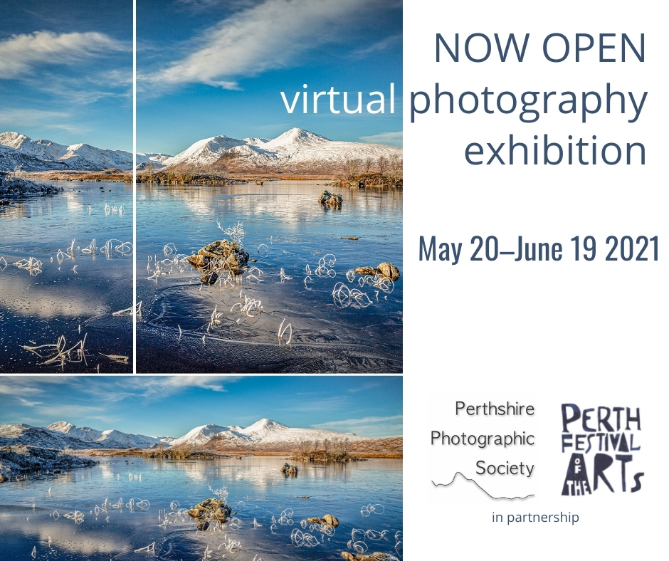 Perthshire Photographic Society virtual exhibition is now open